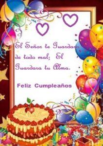 felicidades en tu cumpleaños siempre