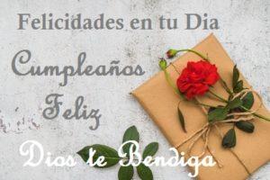 felicidades en tu dia feliZ
