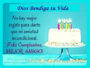 felicitación para tu amigo cumpleaños
