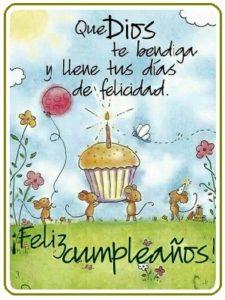 felicitaciones de cumpleaños días