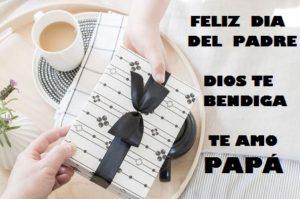 feliz dia del padre bendiciones