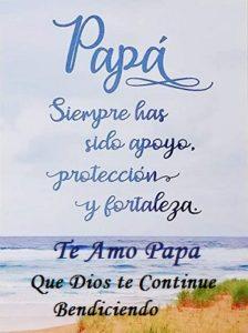 feliz dia del padre fortaleza