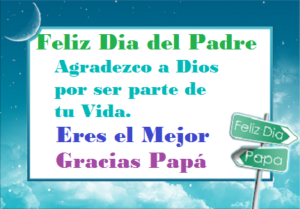 feliz dia del padre mejor