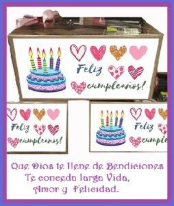 deseos de cumpleaños bendiciones
