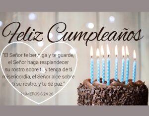 mensajes cristianos de cumpleaños bendiciones