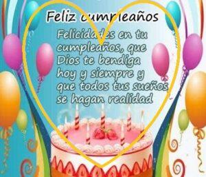 cumpleaños feliz bendiciones