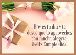 Mensajes de Cumpleaños Feliz