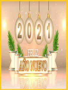 feliz año nuevo bendiciones