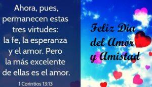 Feliz Día del Amor esperanza