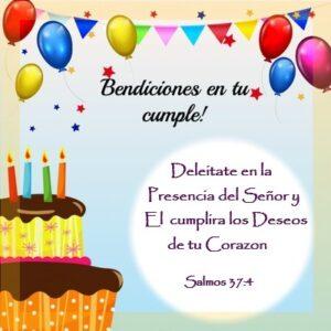 deseando el mejor cumpleaños Dios
